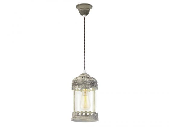 Подвесной светильник Eglo Vintage 49203 подвесной светильник eglo vintage 49212