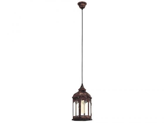 Подвесной светильник Eglo Vintage 49224 цена
