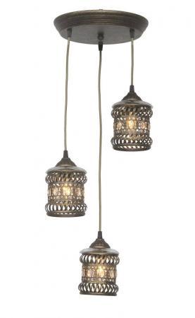 Подвесной светильник Favourite Arabia 1621-3P favourite подвесной светильник favourite arabia 1621 1p