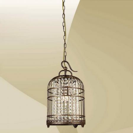 Подвесной светильник Favourite Cage 9578-1P artevaluce светильник подвесной cage filament 15х24 см