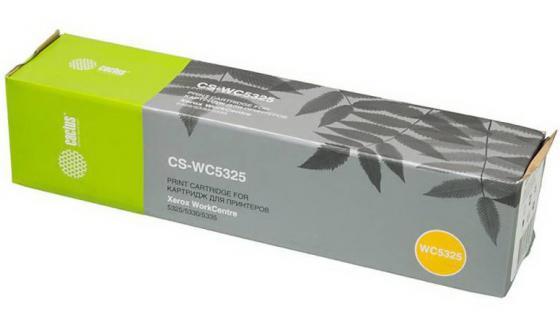 Фотобарабан Cactus CS-WC5325X 013R00591 для Xerox WC 5325/5330 черный 96000стр фотобарабан wc 5325 5330 5335 90 000 отпечатков 013r00591