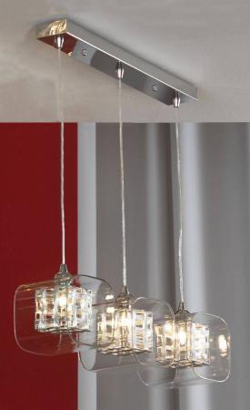 Подвесной светильник Lussole Sorso LSC-8006-03 lussole подвесной светильник lussole lsc 8006 03