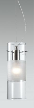 Подвесной светильник Odeon Marza 2738/1 odeon light подвес odeon light marza 1 плафон хром белый с прозрачным 2738 1