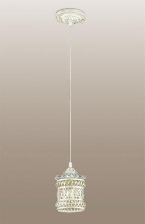 Подвесной светильник Odeon Zafran 2837/1 odeon light потолочная люстра odeon light zafran 2837 6c