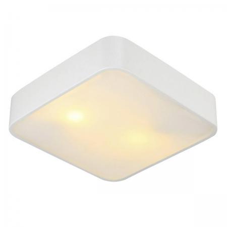 Потолочный светильник Arte Lamp Cosmopolitan A7210PL-2WH накладной светильник arte lamp cosmopolitan a7210pl 2cc