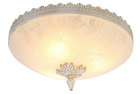 Потолочный светильник Arte Lamp Crown A4541PL-3WG arte lamp потолочный светильник arte lamp riccioli a1060pl 3wg