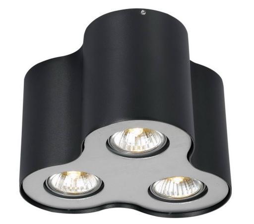 Купить Потолочный светильник Arte Lamp Falcon A5633PL-3BK