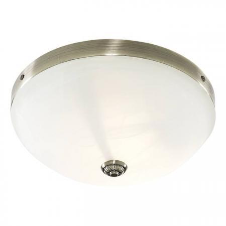 Потолочный светильник Arte Lamp Windsor White A3777PL-2AB светильник настенно потолочный artelamp windsor a3777pl 2ab