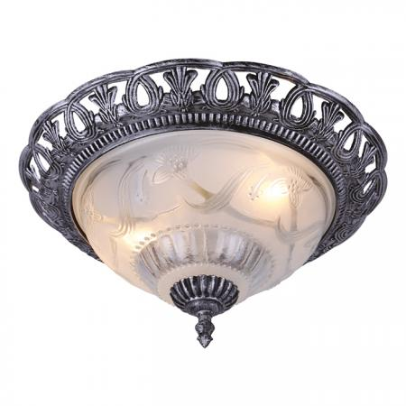 Потолочный светильник Arte Lamp Piatti A8001PL-2SB потолочный светильник arte lamp piatti арт a8001pl 2sb