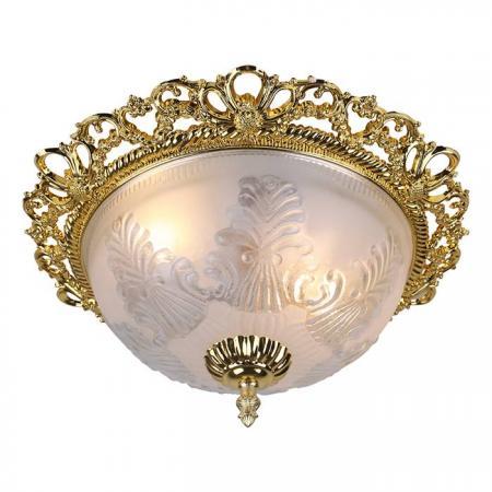 Потолочный светильник Arte Lamp Piatti A8002PL-2GO потолочный светильник arte lamp piatti арт a8001pl 2sb