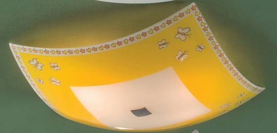 Потолочный светильник Citilux Бабочки CL932004 потолочный светильник бабочки citilux 1094973
