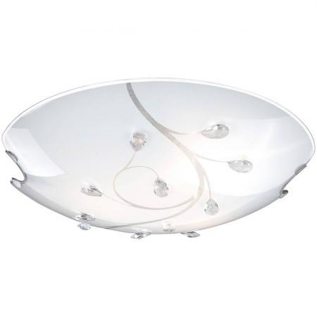 Потолочный светильник Globo Burgundy 40404-4