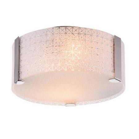 Потолочный светильник IDLamp Clara 247/30PF-Whitechrome потолочный светильник idlamp clara 247 30pf whitechrome