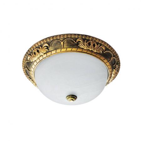Потолочный светильник IDLamp Patricia Gold 262/25PF-LEDOldbronze idlamp idlamp 258 8 gold
