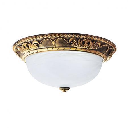 все цены на Потолочный светильник IDLamp Patricia Gold 262/40PF-LEDOldbronze