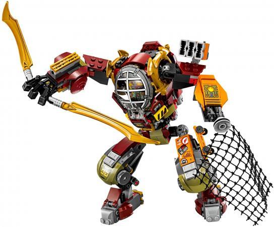 Конструктор LEGO Ninjago: Робот-спасатель 439 элементов 70592 lego ninjago конструктор побег из тюрьмы криптариум 70591