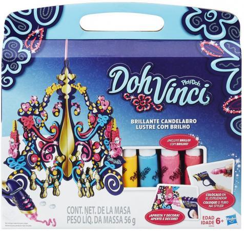 Набор для творчества Hasbro Doh Vinchi Люстра ДаВинчи  В6998