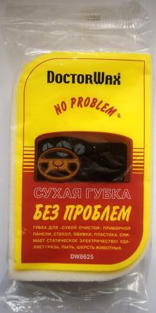 все цены на Губка Doctor Wax DW 8625 онлайн