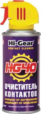 Очиститель контактов Hi Gear HG 5506 салфетки hi gear hg 5585