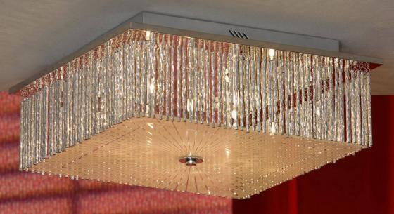 Потолочный светильник Lussole Angera LSA-5877-14