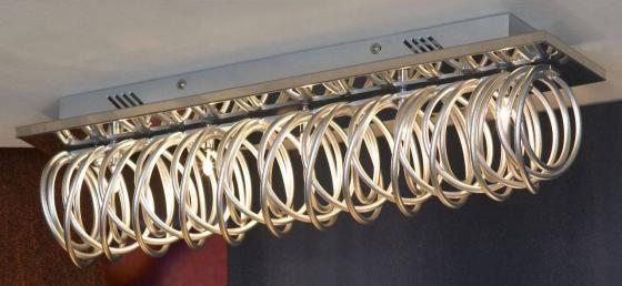 Потолочный светильник Lussole Chiasso LSA-5571-05 бра lussole lsa 5571 02