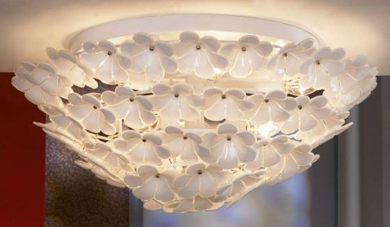 Потолочный светильник Lussole Asinara LSA-5107-09 потолочный светильник lussole lsa 5107 05