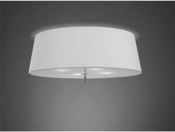 Потолочный светильник Mantra Ninette Chrome 1909 потолочный светильник escada 172 5pl e14х40w chrome