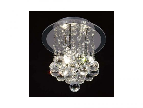 Потолочный светильник Mantra Crystal 2333 люстра потолочная mantra crystal 2333