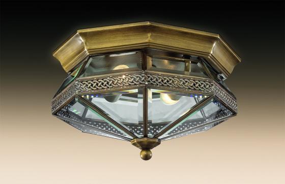 Потолочный светильник Odeon Lagon 2545/2 odeon light потолочный светильник odeon light lagon 2545 3