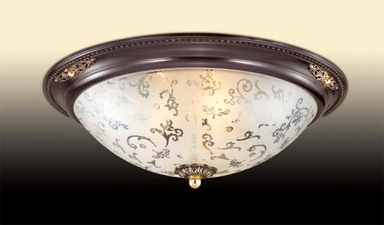 Потолочный светильник Odeon Corbea 2671/3C светильник odeon 2671 3c