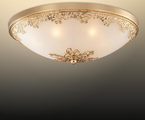 Потолочный светильник Odeon Alesia 2676/7C настенно потолочный светильник odeon light alesia 2676 7c