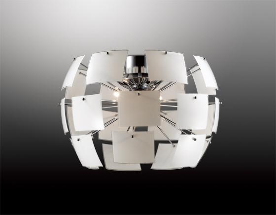 Потолочный светильник Odeon Vorm 26554C