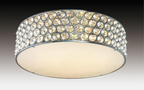 Потолочный светильник Odeon Eveta 2758/9C odeon light потолочный светильник odeon light eveta 2758 9c