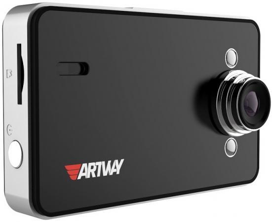 цена на Видеорегистратор Artway AV-110 2.4 1280x720 90° microSD microSDHC датчик движения USB