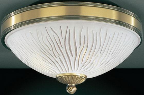 Потолочный светильник Reccagni Angelo PL 5650/2