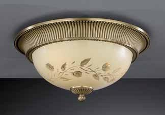 все цены на Потолочный светильник Reccagni Angelo PL 6208/3 онлайн
