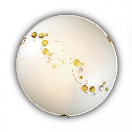 Потолочный светильник Sonex Barli 107/K потолочный светильник barli 107 k sonex 1143750