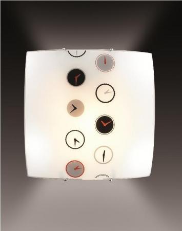 Потолочный светильник Sonex Time 1236 накладной светильник sonex time 1236 a