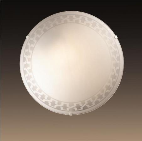 Потолочный светильник Sonex Vassa 1203/L потолочный светильник sonex iris 1230