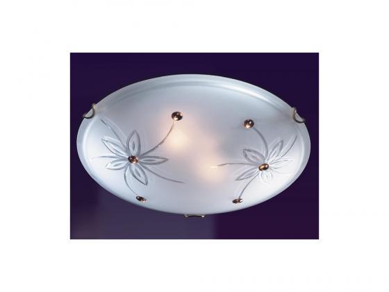 Потолочный светильник Sonex Floret 149 cонекс 149 fb09 088 floret white gold