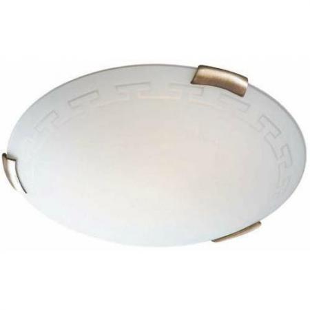 Потолочный светильник Sonex Greca 261 потолочный светильник sonex iris 1230