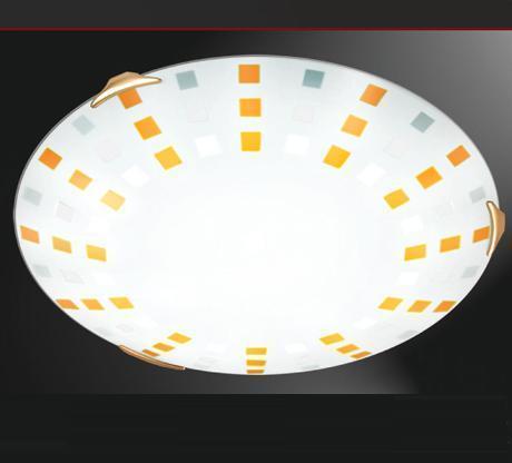 Потолочный светильник Sonex Quadro 263 потолочный светильник globo quadro 48320