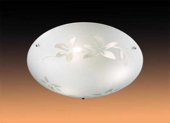 Потолочный светильник Sonex Romana 2214 мягкие кресла romana пуфик макака