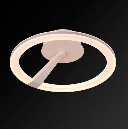 Светодиодный светильник IDLamp Jenevra 397/50-LEDWhitechrome потолочный светодиодный светильник idlamp 397 2pf ledwhitechrome