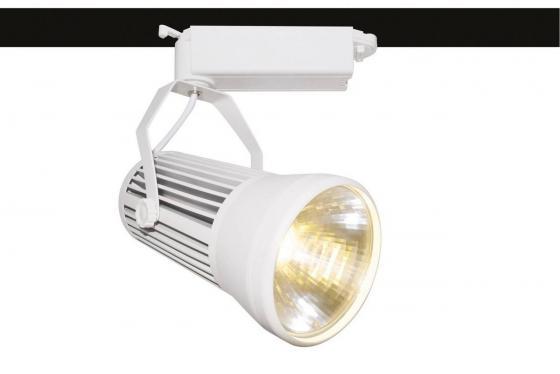Трековый светильник Arte Lamp Track Lights A6330PL-1WH светильник спот трековый artelamp track lights a6330pl 1wh
