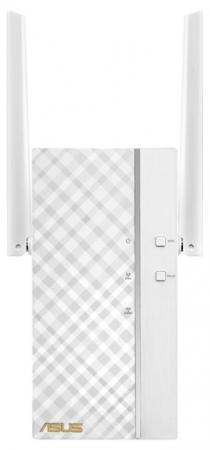 Точка доступа ASUS RP-AC66 802.11aс 1750Mbps 5 ГГц 2.4 ГГц 1xLAN белый маршрутизатор asus rp ac66