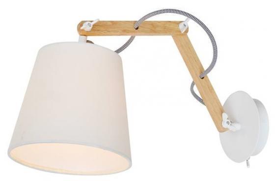 Спот Arte Lamp Pinoccio A5700AP-1WH arte lamp бра pinoccio a5700ap 1wh