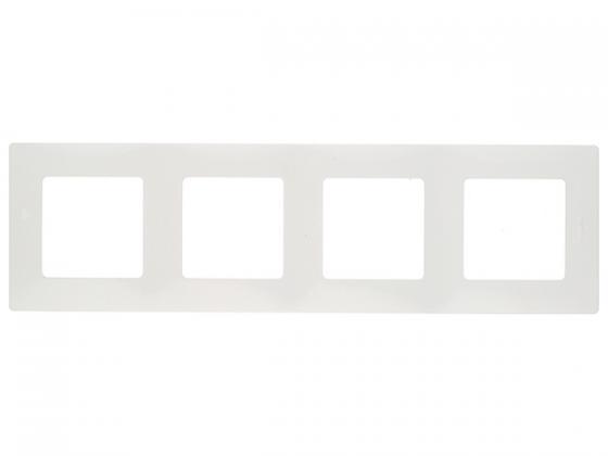 Рамка Legrand 4 поста для крышки 85мм 10942 цена