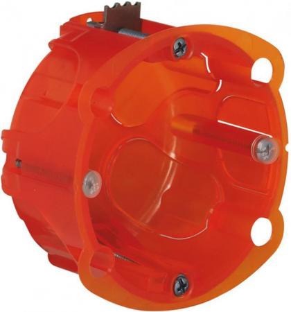 Электромонтажная коробка Legrand Batibox повышенной прочности 1 пост глубина 50мм 80121 монтажная коробка legrand plexo 1 пост белый 69689