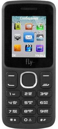 """Мобильный телефон Fly FF179 черный 1.77"""" 32 Мб"""